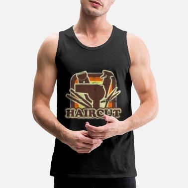 Haircut Haircut - Men's Premium Tank