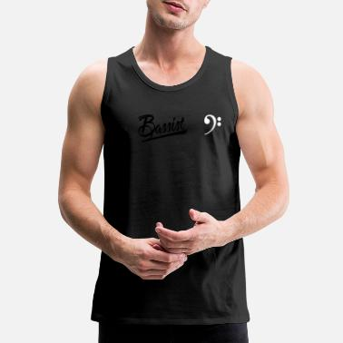 Bassist bassist - Men's Premium Tank Top