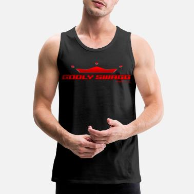 Swagg GODLY SWAGG - Men's Premium Tank Top