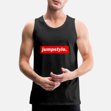 Jumpstyle techno mischpult red bass bpm jumpstyle - Men's Premium Tank