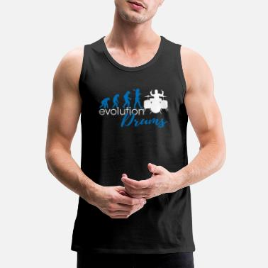 Tambores Drums Evolution - Men's Premium Tank Top