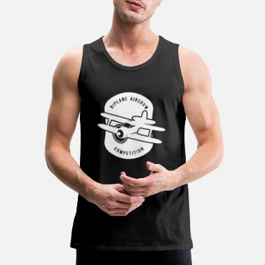 Competition Competition Airshow - Men's Premium Tank Top