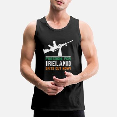 Republican Freedom for Ireland! - Men's Premium Tank Top