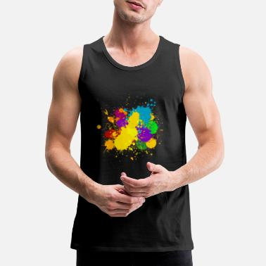 Ink ink - Men's Premium Tank Top