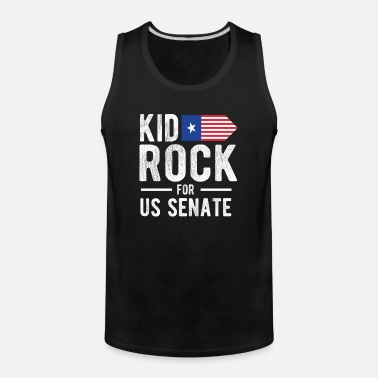 5660ed416 Kid For US Senate 2018 Election In Rock We Trust Men's Premium T ...