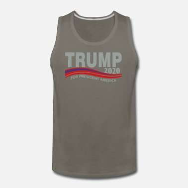 Men/'s Tank Top Trump Keep America Great 2020 Shirt Donald Trump Pro President