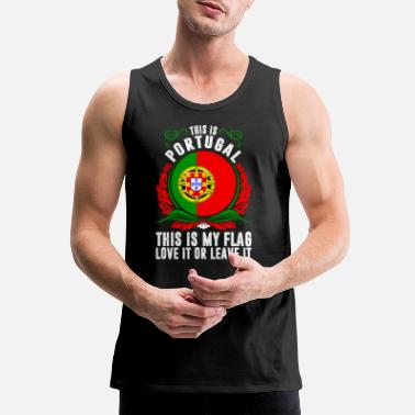 Portugal This Is Portugal - Men's Premium Tank Top