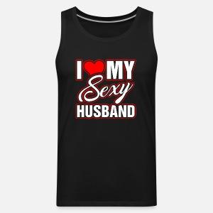 I Love My Sexy Husband Unisex Baseball T Shirt Spreadshirt