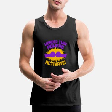 Wonder Twins Wonder Twins Power Activate Funny Gift - Men's Premium Tank Top