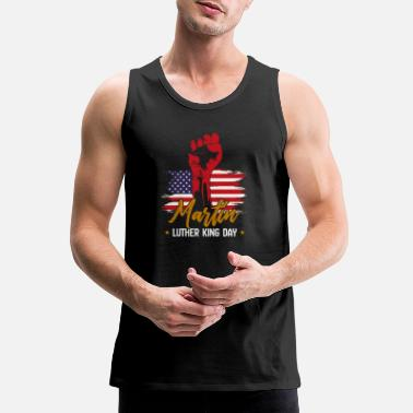 Martin Luther King Martin Luther King Tag - Men's Premium Tank