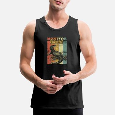 Reptile Lizard Crocodile Reptile Gift Animal Alligator - Men's Premium Tank