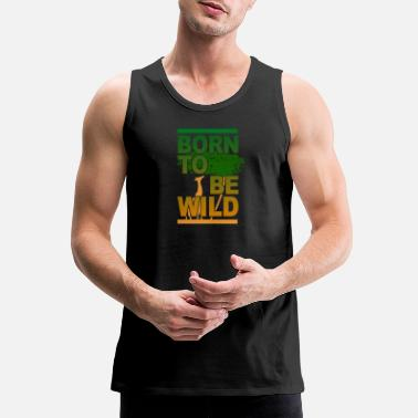 Safari Safari - Men's Premium Tank