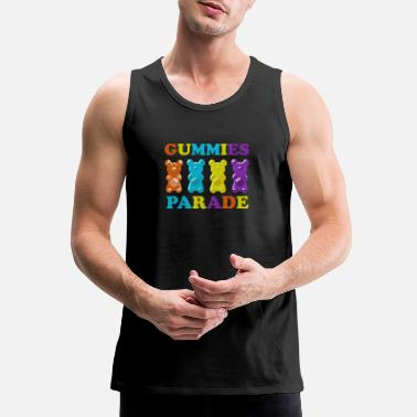 Parade Gummies Parade - Men's Premium Tank Top