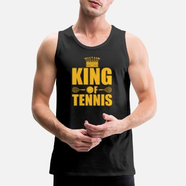 Prince Of Tennis Tennis - King of Tennis - Men's Premium Tank Top