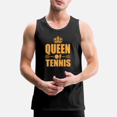 Prince Of Tennis Tennis - Queen of Tennis - Men's Premium Tank Top