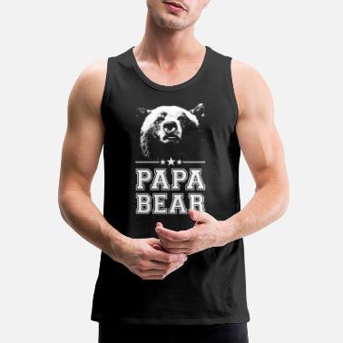 Cub S Papa Bear - Men s Premium Tank. Men s Premium Tank Top 23fa94358811