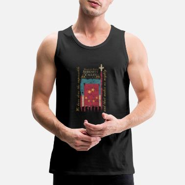 Firefly Music Festival The battle of Serenity valley - Make us mighty - Men's Premium Tank Top