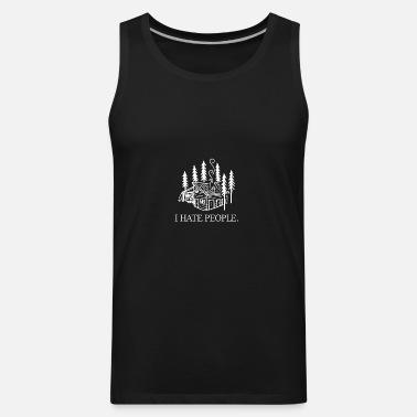 348547394bcd23 I hate People Camping Men s Premium T-Shirt