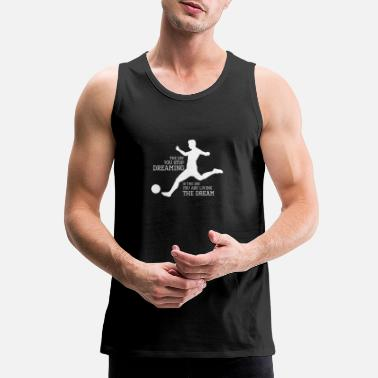 Kicker Ball Kicker - Men's Premium Tank