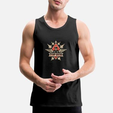 Controller ON CONTROL - ON CONTROL - Men's Premium Tank Top
