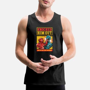 Knock Out Knocked Him Out - Men's Premium Tank