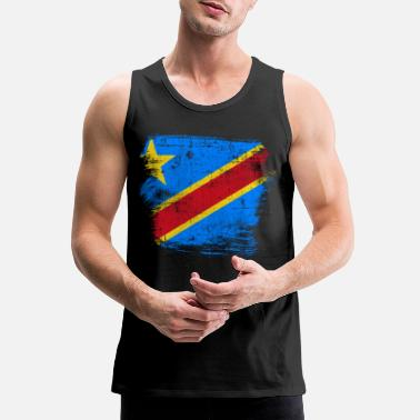 Congo Congo - Men's Premium Tank Top