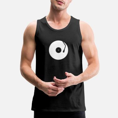 Record Record - Men's Premium Tank Top