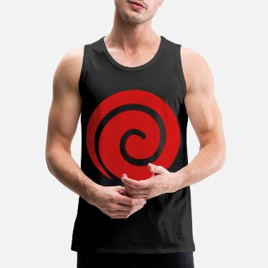 Clan uzumaki clan - Men's Premium Tank Top