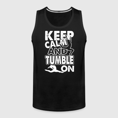 Gymnast T Shirt - Men's Premium Tank