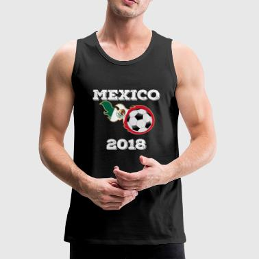 National Soccer Team World Flag Cup 2018 Shirts - Men's Premium Tank
