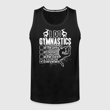 Gymnastics Shirt - Men's Premium Tank