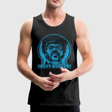 Tasty Burger - Men's Premium Tank