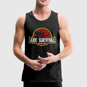 Ark Survival Funny Parodies - Men's Premium Tank
