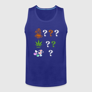 Drug drugs - Men's Premium Tank