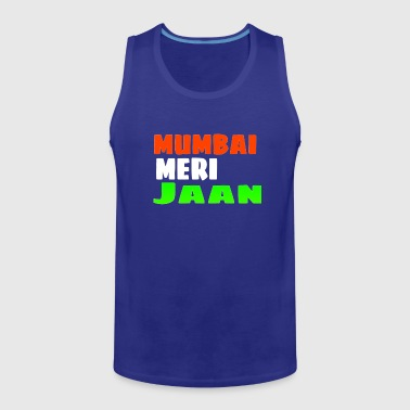 Mumbai love - Men's Premium Tank