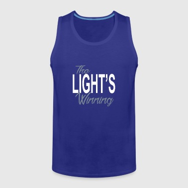 The lights - Men's Premium Tank