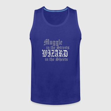 Wizard - Men's Premium Tank