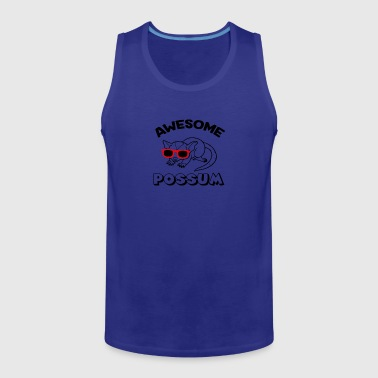 Awesome Possum - Men's Premium Tank