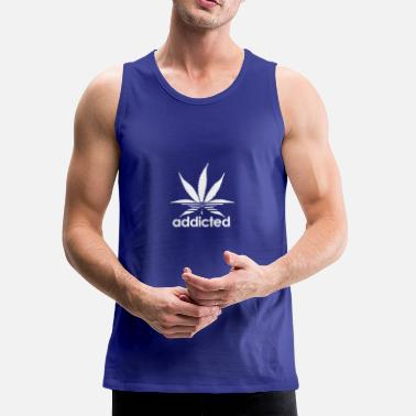 Addicted Addicted - Men's Premium Tank