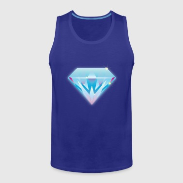 Blue Diamond - Men's Premium Tank