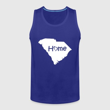 South Carolina2 - Men's Premium Tank