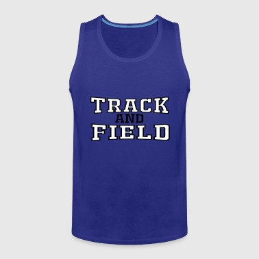 track and field - Men's Premium Tank