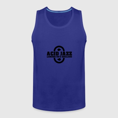Jazz Acid Jazz - Men's Premium Tank