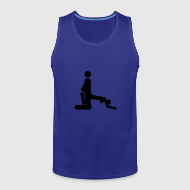 Position Sex positions - Men's Premium Tank