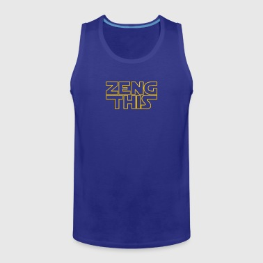 The Light - Men's Premium Tank