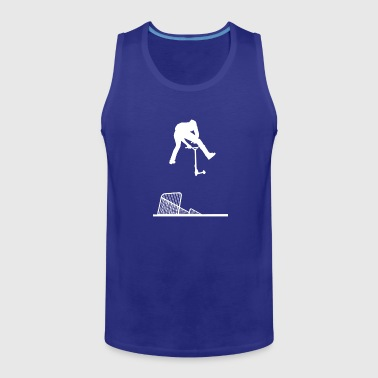 Scooter Rider - Men's Premium Tank