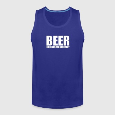 Beer Liquid - Men's Premium Tank