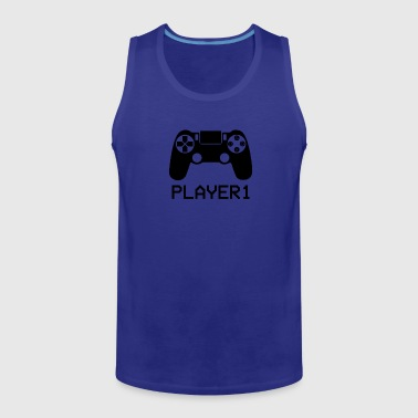 Player Stick - Men's Premium Tank