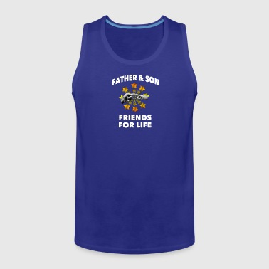 Father & son - Men's Premium Tank