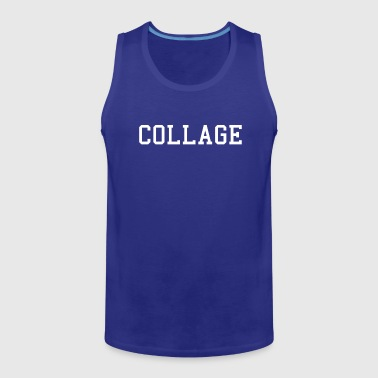COLLAGE - Men's Premium Tank